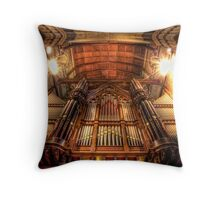 St Paul's Cathedral • Melbourne • Australia Throw Pillow