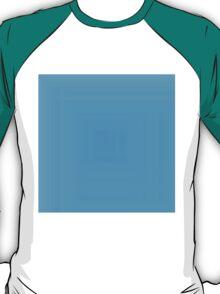 Tiffany Blue Plaid T-Shirt