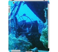 Shipwrecks Wheel iPad Case/Skin
