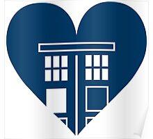 Gotta Love the TARDIS Poster