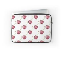 Watercolor yummy cherry  Laptop Sleeve