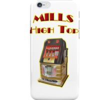 Mills High Top iPhone Case/Skin