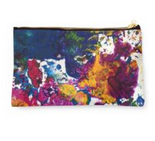 Recycled Paint Studio Pouch