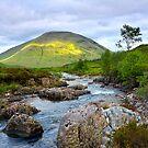 Glencoe,Scotland. by Jim Wilson