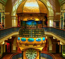 Queen Victoria Building - Sydney - Australia by Bryan Freeman