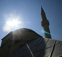 Bosnian Mosque by erwina