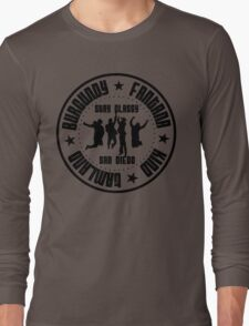 Anchorman, Ramones Style ! Long Sleeve T-Shirt