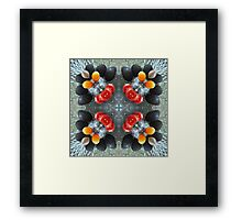 Fruit on Ice Framed Print