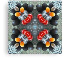Fruit on Ice Canvas Print