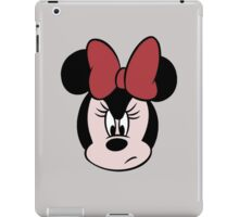 minnie mouse iPad Case/Skin
