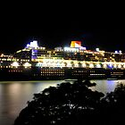 Queen Mary 2  by Bill Fonseca