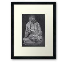 Sakyamuni Framed Print