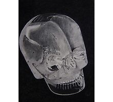 Alien Crystal Photographic Print