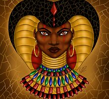 Queen Cobra by Shakira Rivers