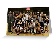 RMAC Shootout Tournament Champions Greeting Card