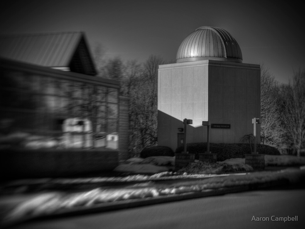 Friedman Observatory by Aaron Campbell