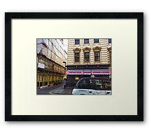 London in Summer Framed Print