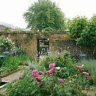 Elizabethan walled garden, Geffrye Museum, Shoreditch by BronReid