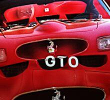 Gran Turismo Omologato Sticker