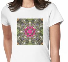 Pirates of the Pansies Womens Fitted T-Shirt