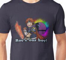 Roy's Our Boy Unisex T-Shirt