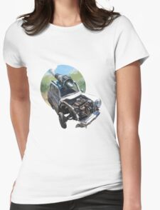 Mad Mini Womens Fitted T-Shirt