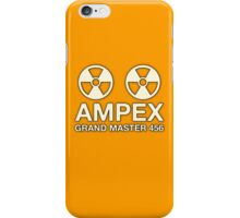Ampex Grand Master Tape iPhone Case/Skin