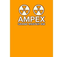 Ampex Grand Master Tape Photographic Print