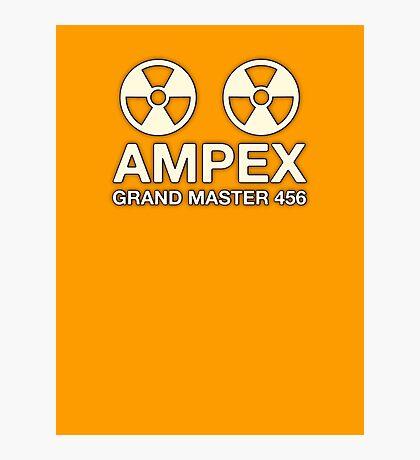 Ampex Grand Master Tape Photographic Print