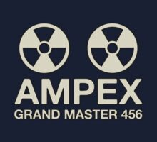 Ampex Grand Master Tape One Piece - Short Sleeve