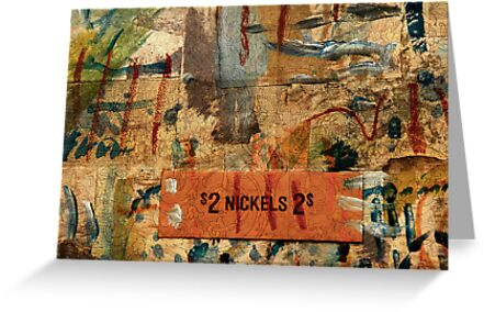 $2 Nickels by Jay Reed