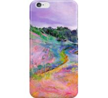 Regeneration Landscape iPhone Case/Skin