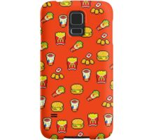 McDonald's Pixel Art Pattern Samsung Galaxy Case/Skin