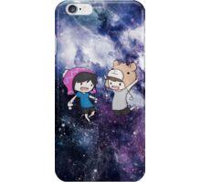 Faded phan Galaxy  iPhone Case/Skin