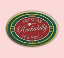 American Rockabilly  60's Music Kids Clothes