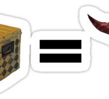 CSGO Knife Sticker