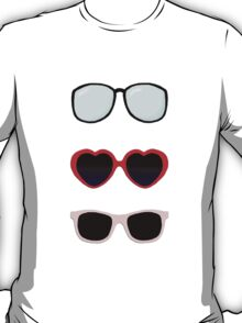 Taylor Swift Glasses Graphic T-Shirt