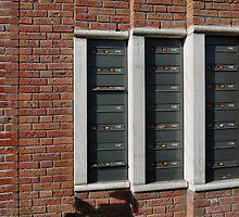 Beautiful brick (2) by Marjolein Katsma