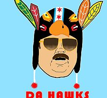 DA HAWKS by Doug Schultheis