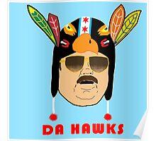 DA HAWKS Poster