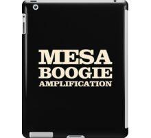 Mesa boogie Amps iPad Case/Skin