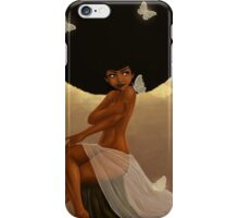 Fro and Butterflies iPhone Case/Skin