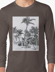 pool closed Long Sleeve T-Shirt