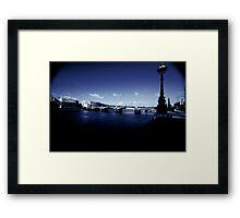 Lambeth Bridge, London Framed Print