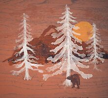 Bear's Solitude... by ndtank