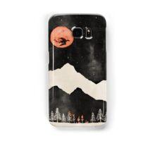 Hunter's Moon... Samsung Galaxy Case/Skin