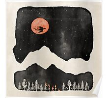 Hunter's Moon... Poster