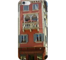 The Pastel Colours of Rovinj iPhone Case/Skin