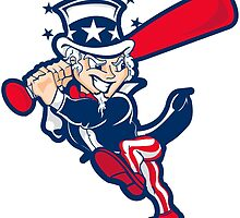 Yankee Uncle Sam by joebarondesign