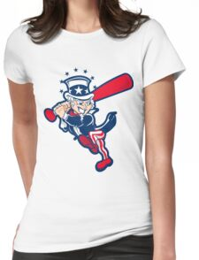 Yankee Uncle Sam Womens Fitted T-Shirt